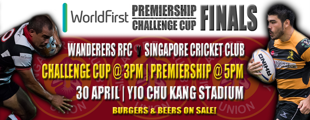 WORLD FIRST CHALLENGE CUP AND PREMIERSHIP FINALS