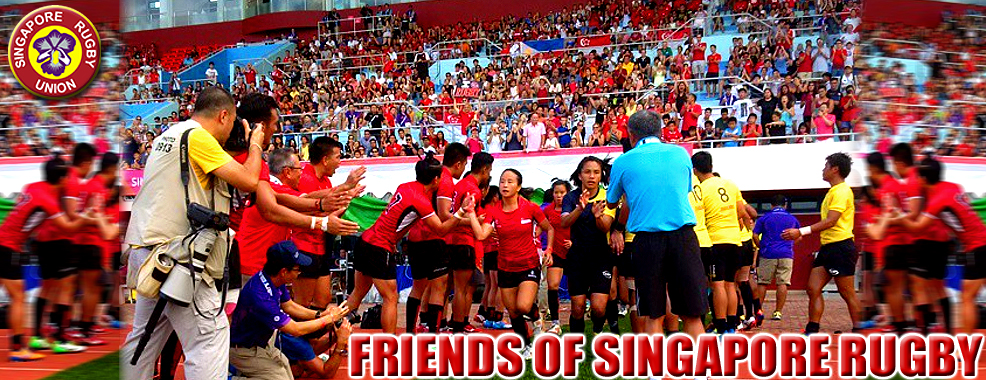 Friends of Singapore Rugby