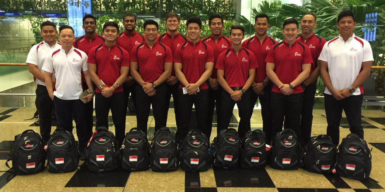 Singapore Men and Women Sevens Team Announcement- Hong Kong Sevens Series