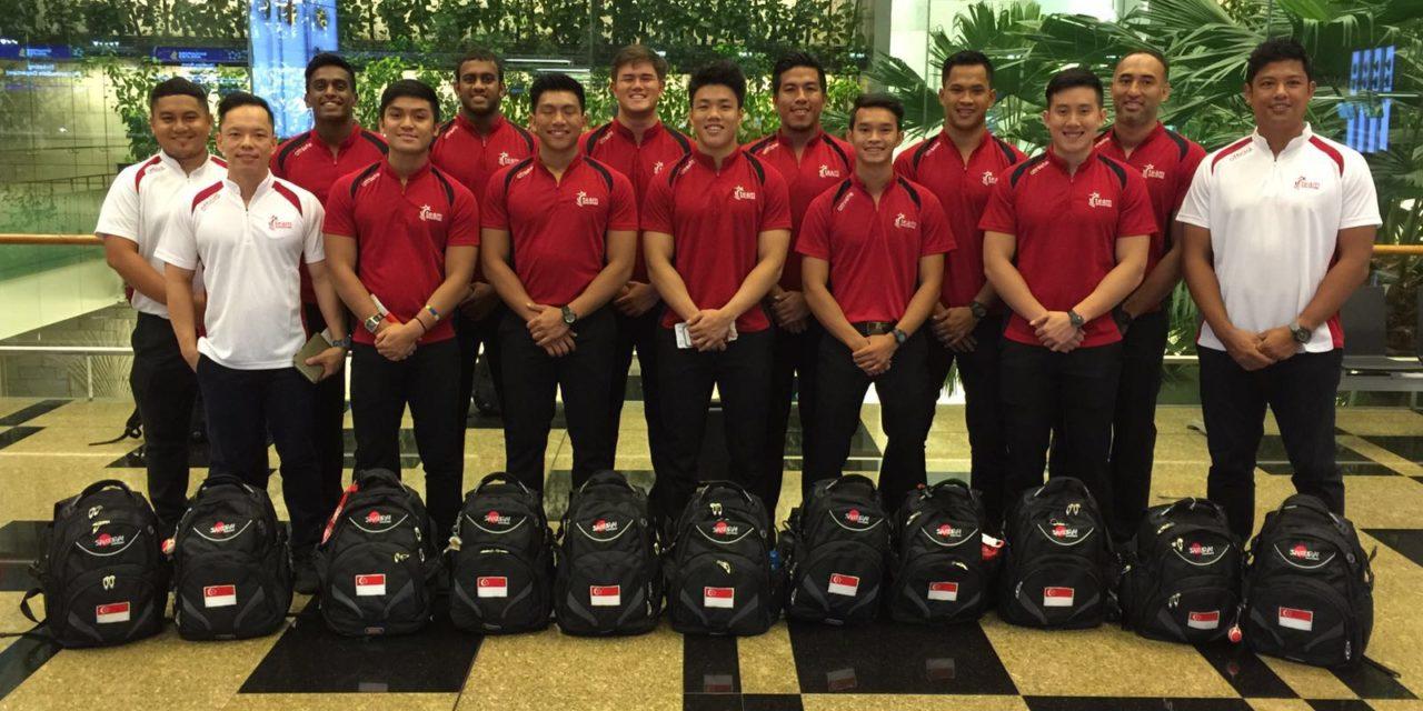 Singapore Men and Women Sevens Team Announcement- Hong Kong Sevens Series