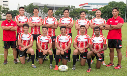 SINGAPORE MEN AND WOMEN SEVENS TEAM ANNOUNCEMENT – Sri Lanka Sevens Series
