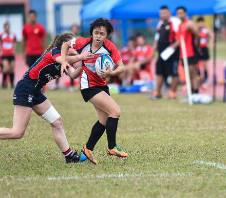 Singapore Women U19 v Hong Kong Leg 1