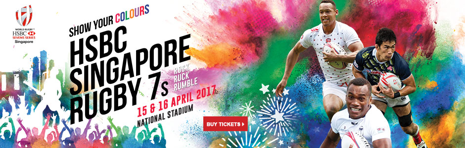 HSBC Singapore Rugby 7s