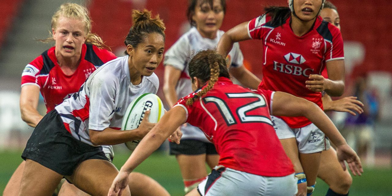 Singapore Women's XV play Australia's Northern Territory's Representative Team in historic two match series
