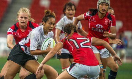 Singapore Women's XV play Australia's Northern Territory's Representative Team in historic two match series