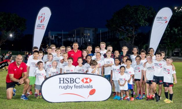 HSBC Rugby Festival with Jason Robinson