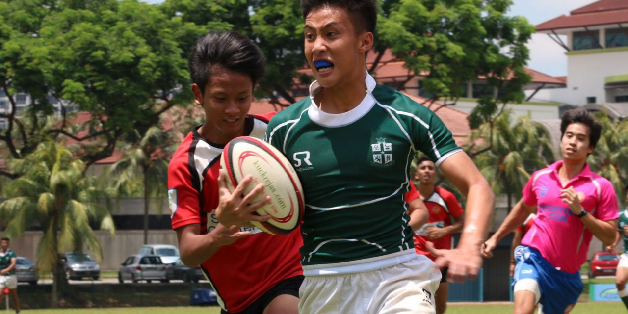 Singapore Youth Olympic Festival U18 Rugby 7s 2017