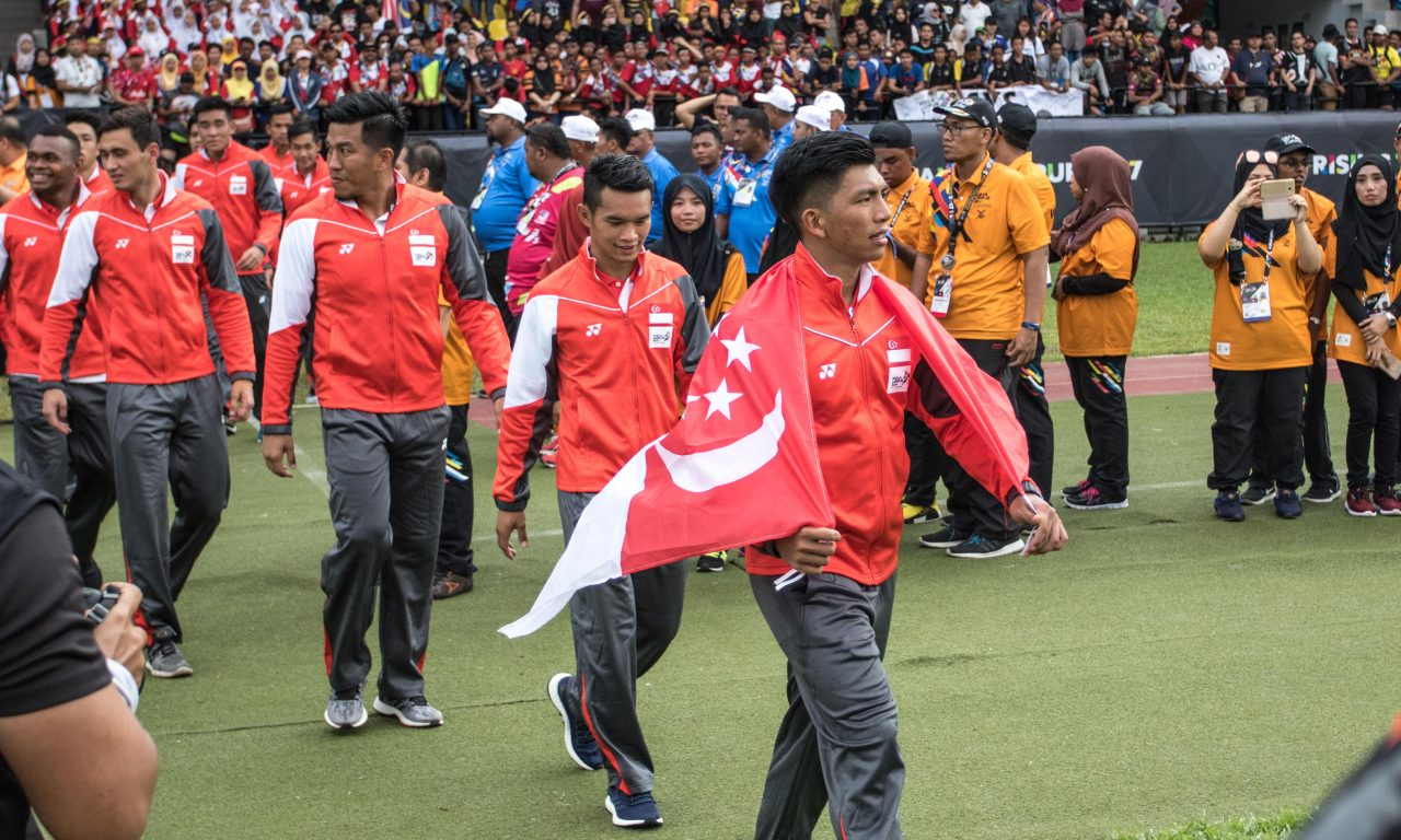 SEA Games 2017 Rugby Sevens Finals & Victory Ceremony