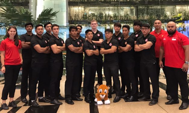 Singapore U20 Men's and Women's 7s Team Announcement