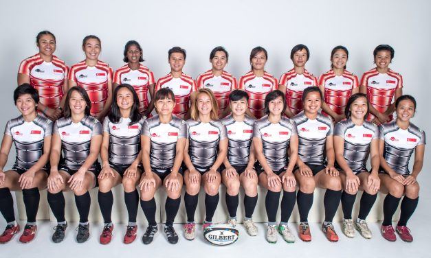 Singapore National Women's 7s Team Named for 1st Leg of Asia Rugby Women's Sevens Series 2017