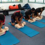 SRU Standard First Aid + First Aid In Rugby Course