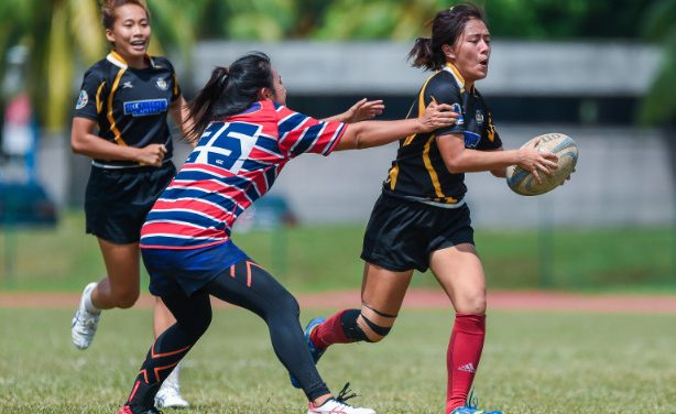 SRU NATIONAL LEAGUE 2017 – Blacks Women's Rugby Football Club (BWRFC)