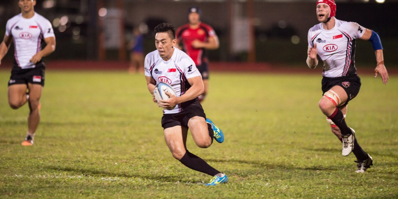 Team Announcement For Singapore Men's 15s Tour to Sri Lanka