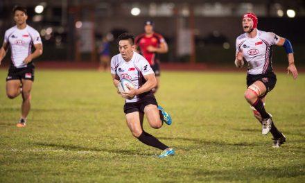 Team Announcement For Singapore Men's 15s Tour to Sri Lanka