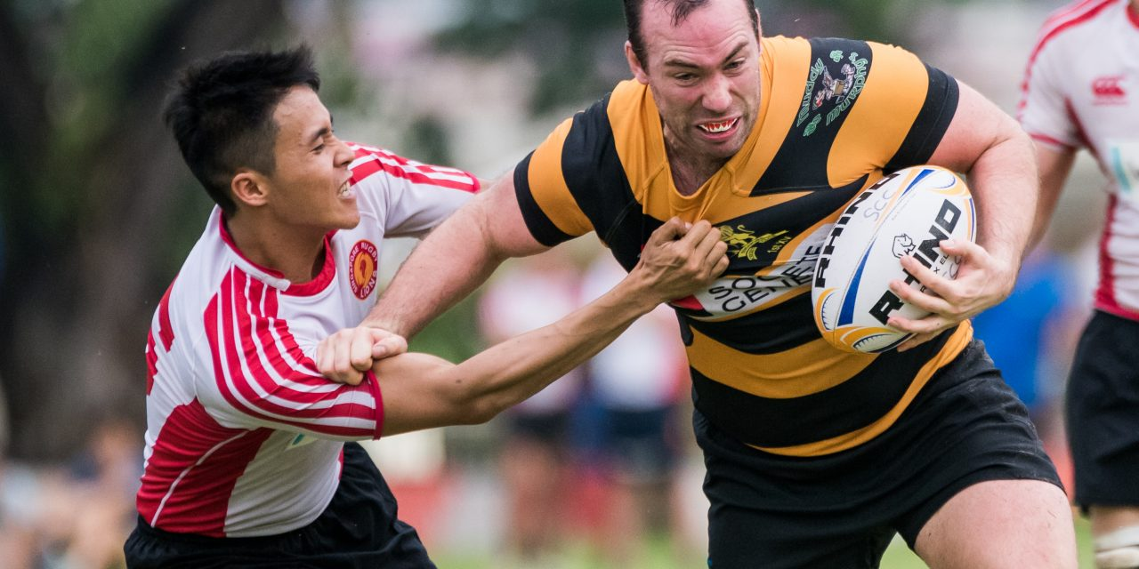Singapore's promotion to Asia Rugby Championship Division 1 makes for an interesting 2017/18 Premiership Season