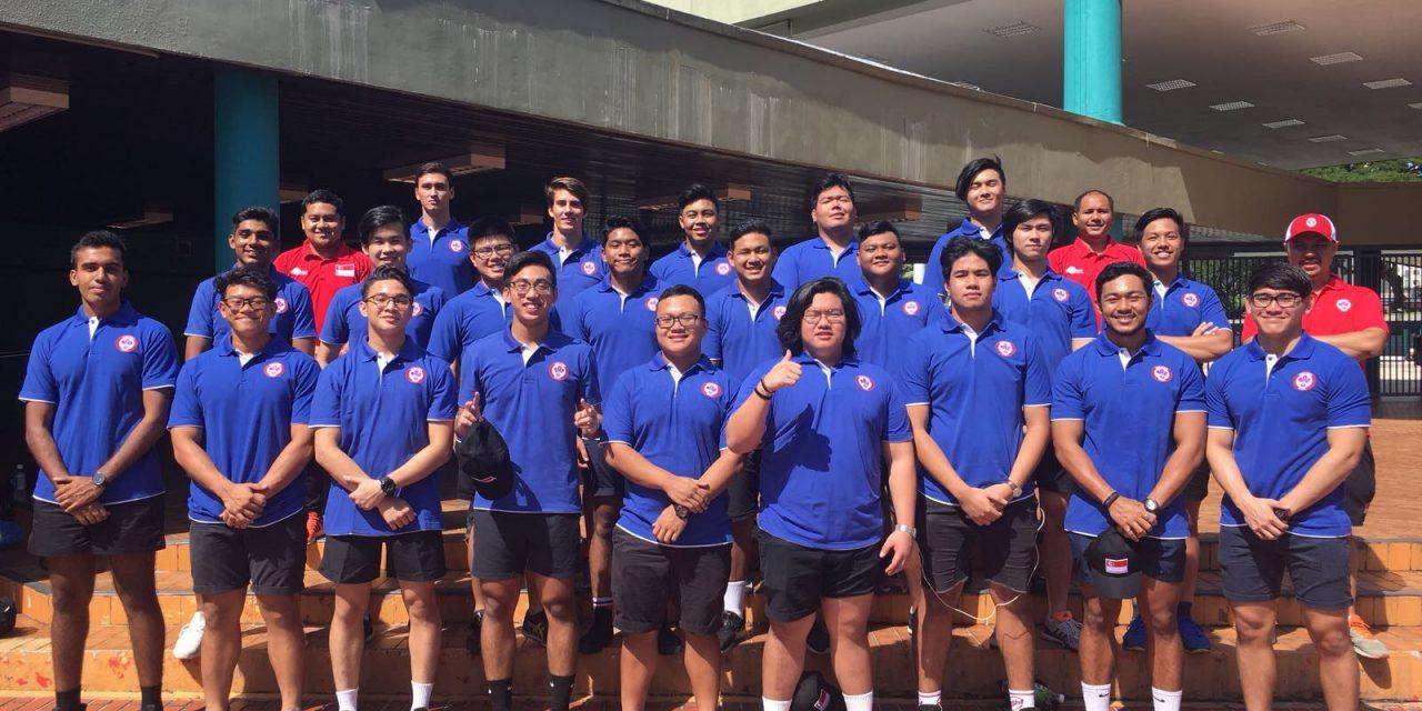 Singapore Select U19 Training Tour to Malaysia