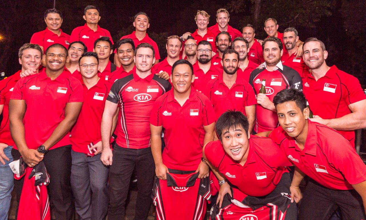Men's 15s Celebratory Dinner at The Red Lions