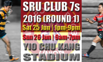 SRU Club Sevens Series 1