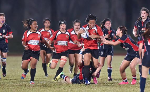 Under 19 Women's Rugby Leg 1
