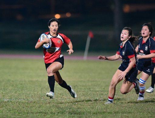 Singapore vs Hong Kong Under 19 Women's