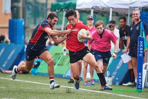 Asia Rugby U20 Sevens Series 2016 – Hong Kong