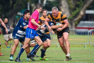 SCC Lions vs Saints RFC 2 – 14 Jan 2017