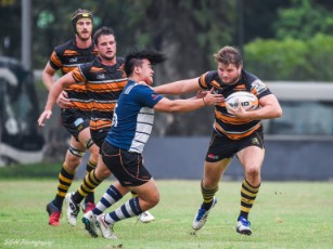 SRU National League (14 Jan 2017) – SCC vs Saints RFC