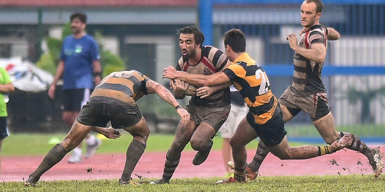 SRU Premiership Semi Finals
