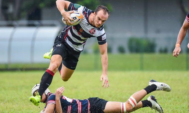 SRU Premiership Rugby at the National Stadium