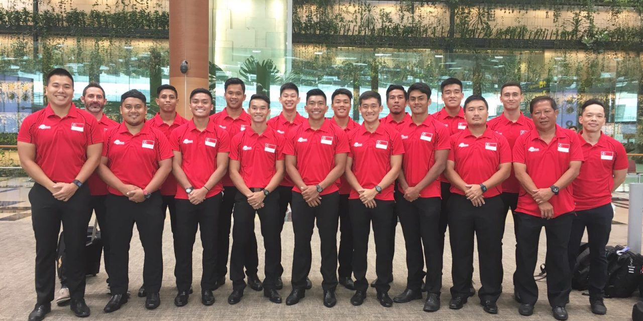 SINGAPORE MEN SEVENS TEAM ANNOUNCEMENT – ASIA RUGBY SEVENS TROPHY (QATAR)