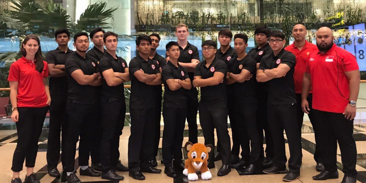 Singapore U20 Men's and Women's 7s Team Announcement