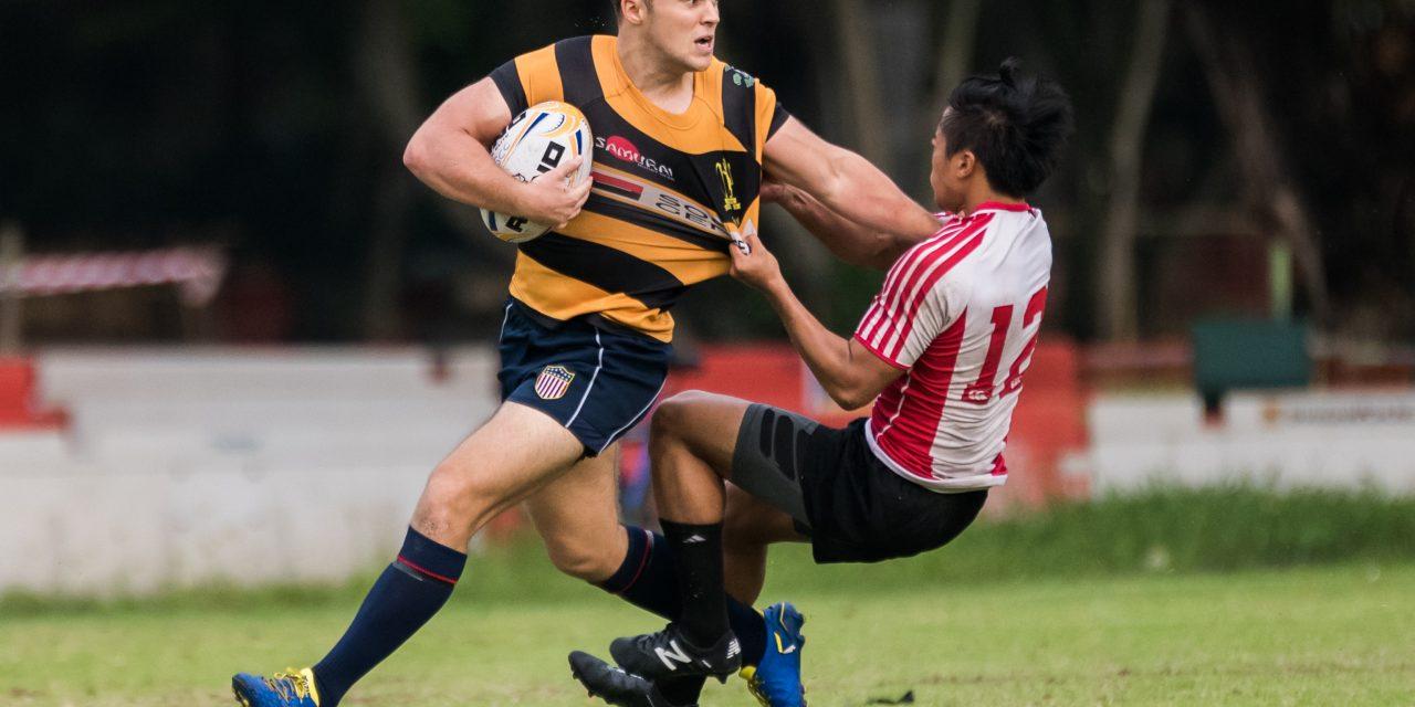 SRU Premiership Review – 25th November 17