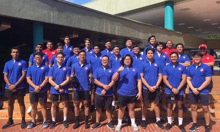 Singapore Select U19 Training Tour to Malaysia