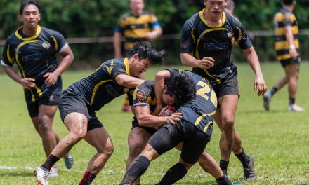 SRU NATIONAL LEAGUE 2017/18 REVIEW – 27TH JANUARY 2018